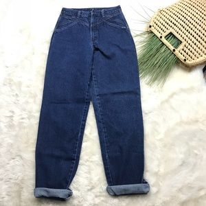 Vintage ROCKY MOUNTAIN denim High Waisted jeans 7